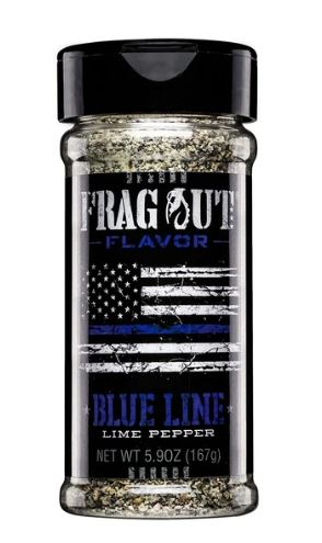 Frag Out Flavor, Blue Line
