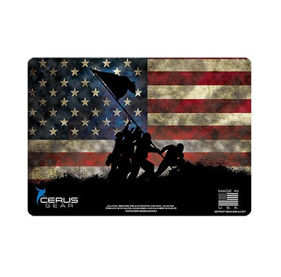 Cerus Gear Marines Flag Mat