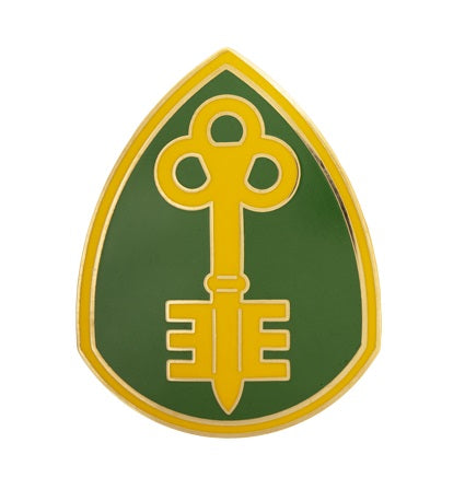 300th MP Police Brigade Badge