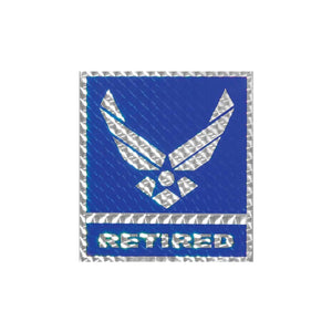 Retired Air Force Decal