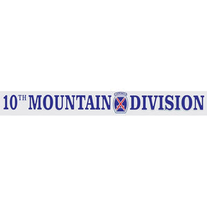 10th Mountain Div.