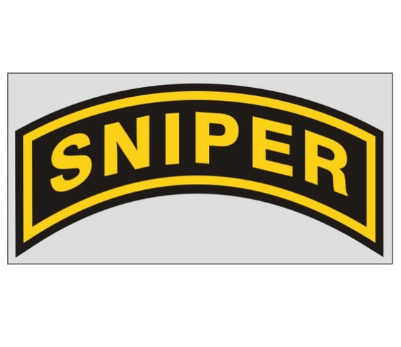Sniper Decal (Large)