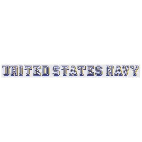 US Navy Window Strip