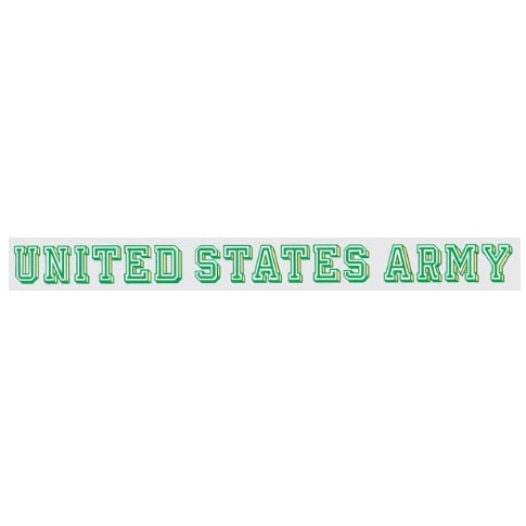 US Army Window Strip