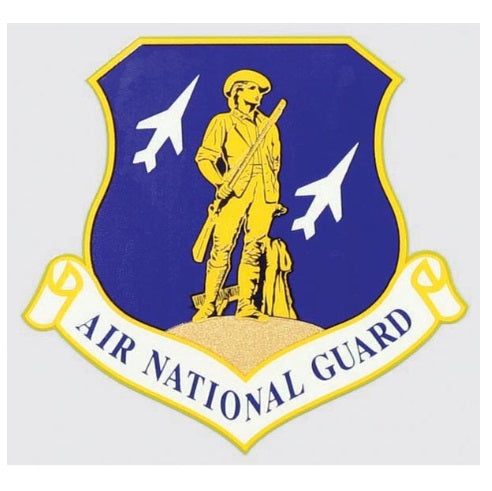 Decal Air National Guard