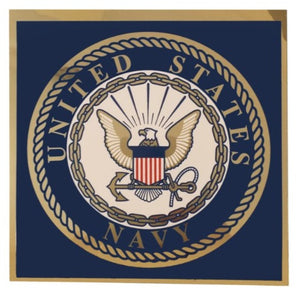 Decal United States Navy