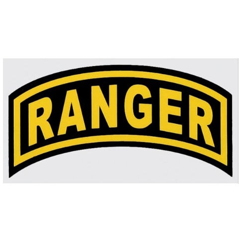 Army Ranger Decal (Small)