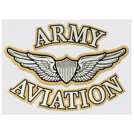 U S Army Aviation Decal