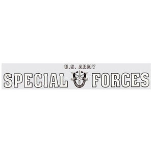 Special Forces Window Strip