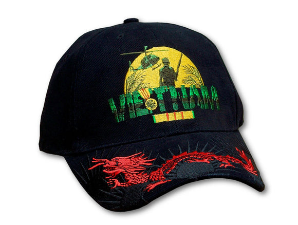 Vietnam Cap Red Dragon