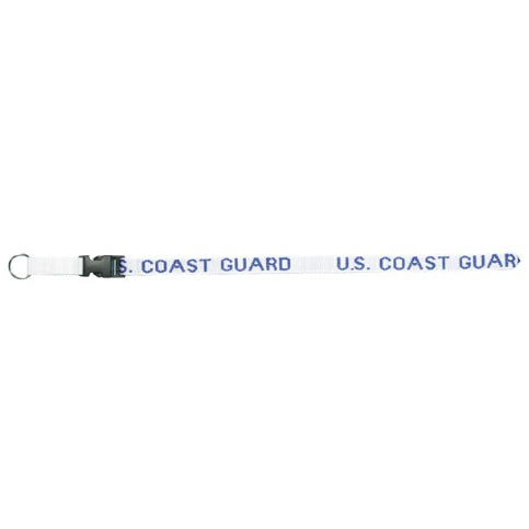 U.S. Coast Guard Neck Lanyard