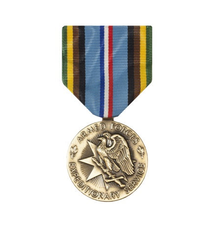 Armed Forces Expeditionary Medals