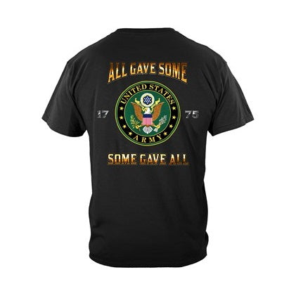 All Gave Some US Army Tshirt