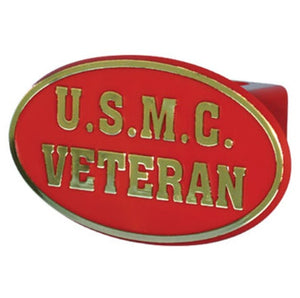 USMC Veteran Hitch Cover