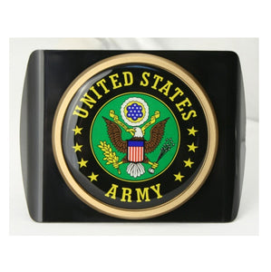U.S. Army Crest Hitch Cover