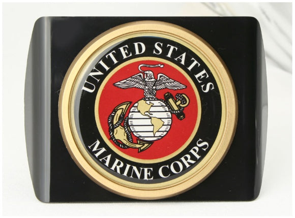 U.S. Marine Corps Car Hitch Cover