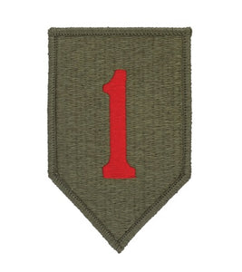 1st Infantry Division Full Color Patch
