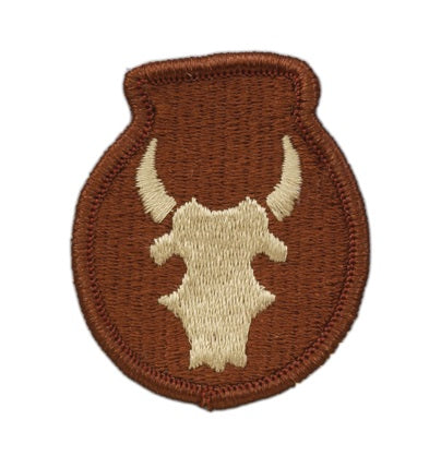 34th Infantry Division Desert Patch