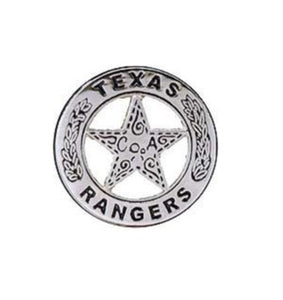 Texas Ranger Badge Pin