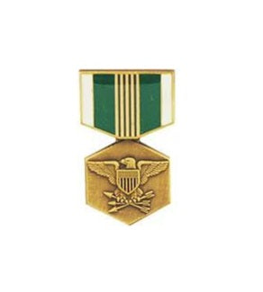 Pin Mini Medal Army Commend