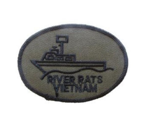 Vietnam River Rat Patch