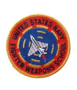 Patch USN Weapons School