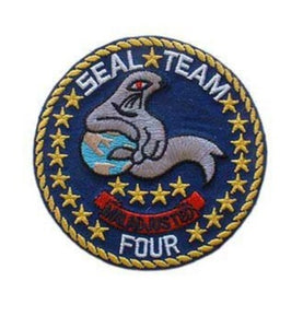 Patch USN Seal Team 04