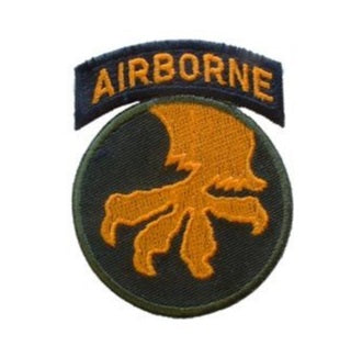 Patch 17th Airborne Division