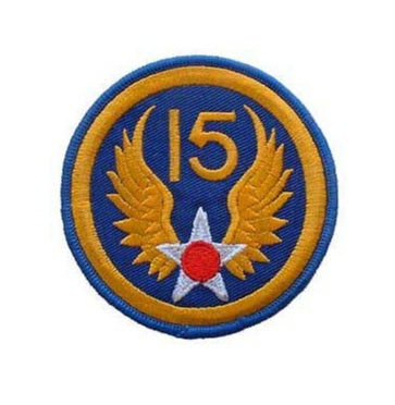Patch USAF 015th