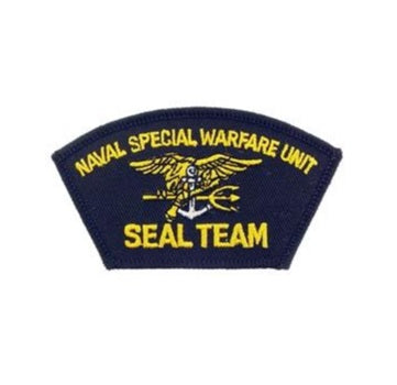 Navy Special Warfare Unit Patch