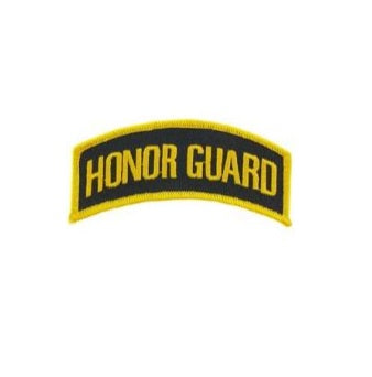 Honor Guard Tab Patch