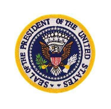 U.S. President Seal Patch