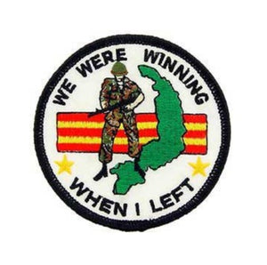 Vietnam We Were Winning Patch