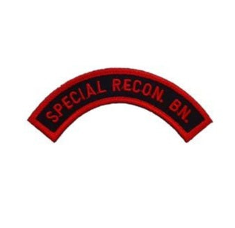 Special Recon Batt. Patch
