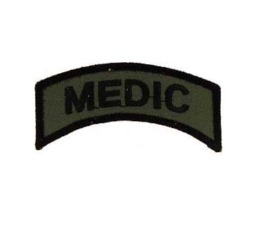Medic Tab Patch Subdued