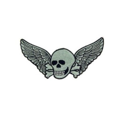 Death Wings Patch