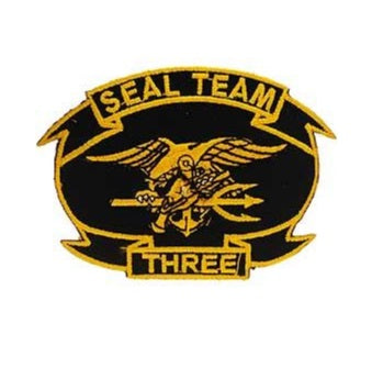 Patch USN Seal Team 3
