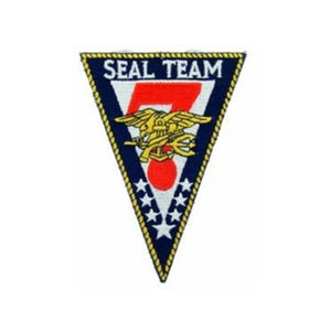 U.S. Navy Seal Team 7 Patch