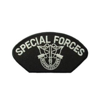 Hat Patch Special Forces