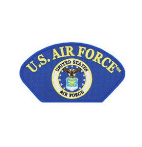 Patch USAF Hat Logo