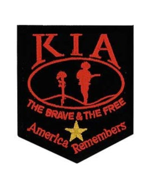 KIA America Remember Gold star