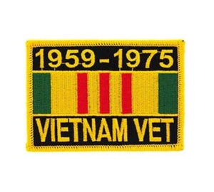 Vietnam Veteran Patch 1959-1975