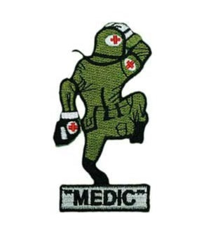 Patch Medic Dude