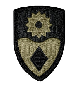 49th Military Police Patch