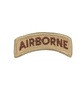 TAB AIRBORNE OD Patch