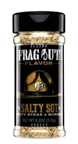 Frag Out Flavor, Salty Sgt.