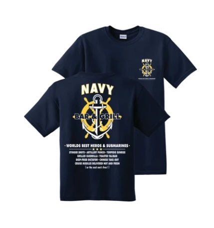 Navy Bar&Grill T-Shirt