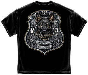 Elite Breed K9 Tshirt