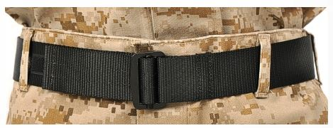 Certified Military Rigger Belt