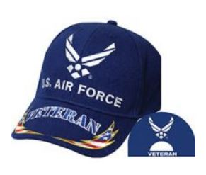 US Air Force Veteran Cap